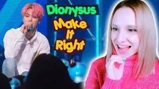 Download lagu BTS - DIONYSUS + MAKE IT RIGHT REACTION/РЕАКЦИЯ | KPOP ARI RANG