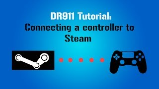 Easiest Way to Play PC Games with a PS4 Controller (or most other USB Controllers!)