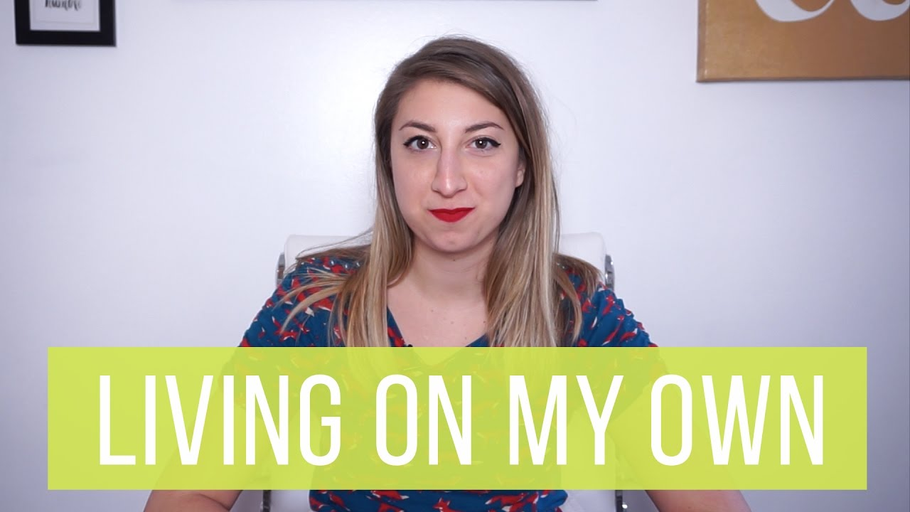 5 Things I Stopped Doing After A Year Living On My Own | The Financial Diet