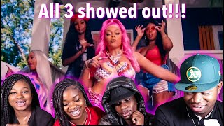 Mulatto - In n Oขt (Official Video) ft. City Girls | REACTION