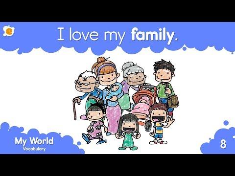 I Love My Family - My Family Loves ME!