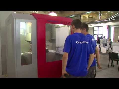 Worldskills Italy 2014 - Mechanical Engineering