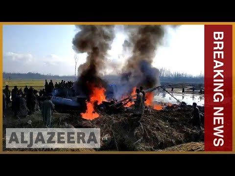 🇵🇰 🇮🇳 Pakistan shoots down two Indian fighter jets: Foreign ministry | Al Jazeera English