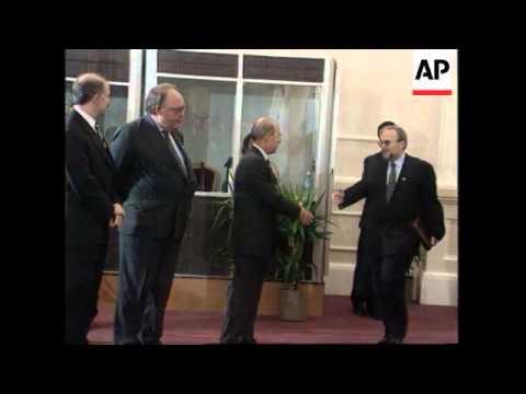 GREECE: CRETE: FRIENDSHIP DECLARATION ENDS BALKAN LEADERS' SUMMIT