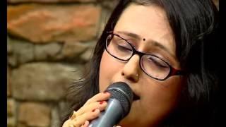 Download Hindi Video Songs - Do Lafzo Ki Hai Dil Ki Kahani by Sonali Roy on Good Morning Aakash