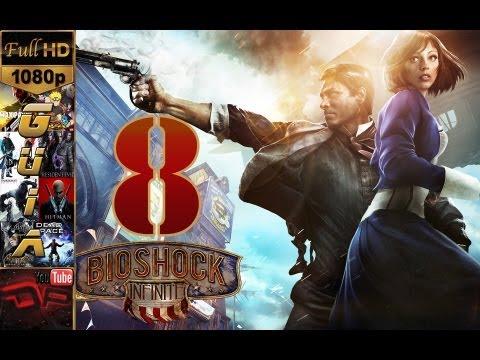 BioShock Infinite Gameplay Walkthrough Español - Parte 8 | Decision Slate