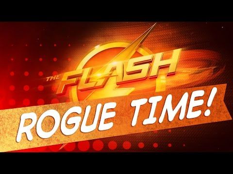 """The Flash - """"Rogue Time"""" S01E16 - Talking After The Show"""
