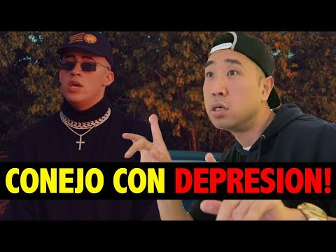 Bad Bunny - Amorfoda (REACCION Coreano Loco)
