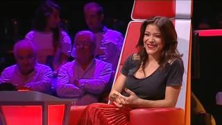 Ana Margarida Rodrigues VS Carlos Pinheiro VS Carolina Mendes - Senhora do Mar - The Voice Kids