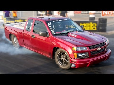 Street Outlaw TINA'S 8 Second COLORADO!