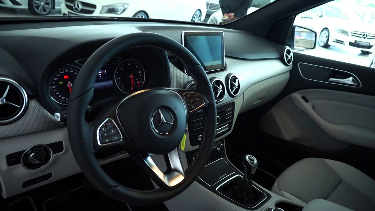Mercedes Benz Clase B 180 Cdi Urban Manual Youtube