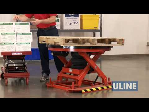 Uline pallet lift blowers for sale