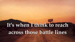 Love In Hard Times - Jars of Clay