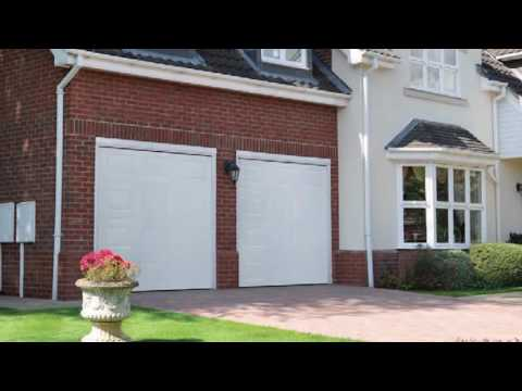 Excel Roller Shutters - Domestic Garage Doors Video