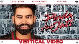 Parmish Verma | Pinda Aale Jatt (Vertical Video) | Desi Crew | Dil Diyan Gallan |
