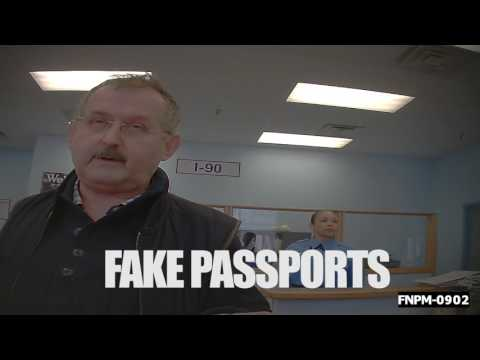 AFDI UNDERCOVER US Immigration Office: Fake Syrian Passports OK