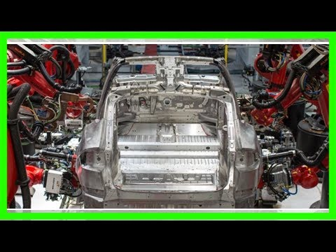 """Still in model 3 """"production hell,"""" tesla buys factory technology supplier"""