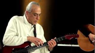 שאול עובדיה ודניאל אלפסי- מאוהב בגיטרה  - Shaul Ovadyah  - guitar, my love