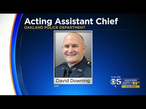 Oakland Gets 4th Police Chief In Less Than Two Weeks - YouTube