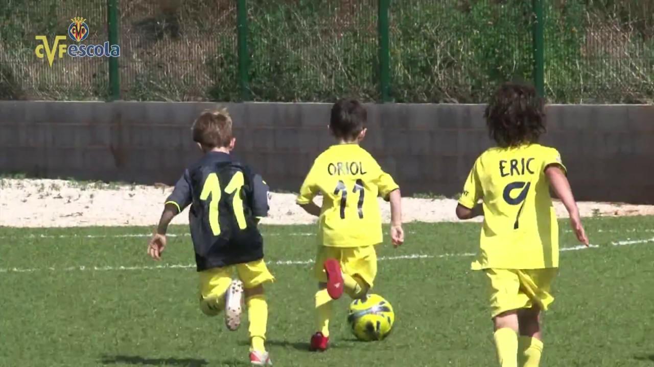 La Villarreal CF Escola de Sabadell debuta en la Villarreal Final Cup | 2017