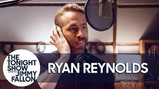 Behind-the-Scenes Footage of Ryan Reynolds Dubbing 6 Underground