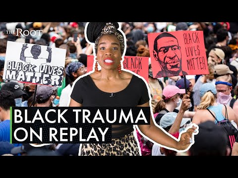 Black Trauma on Replay: Reevaluating the Role of Sharing Black Death on Social Media