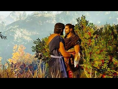 Assassin S Creed Odyssey Alexios Gay Romance Alexios And