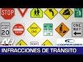 Las 9 infracciones de tránsito más comunes (y sus penas) - Cooper Consejos en AutoDinámico