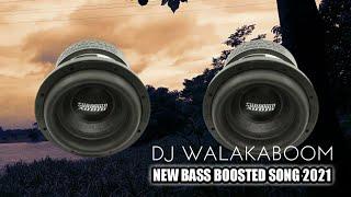 DJ WALAKABOOM - SUBWOOFER BASS TEST HIGHT LEVEL
