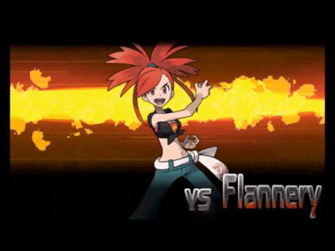 Pokemon Omega Ruby/Alpha Sapphire - All Gym Leader Battles