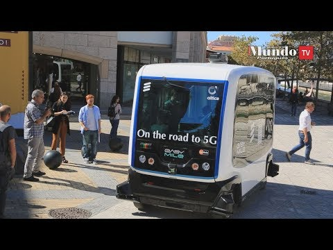 Aveiro 'On the road to 5G'