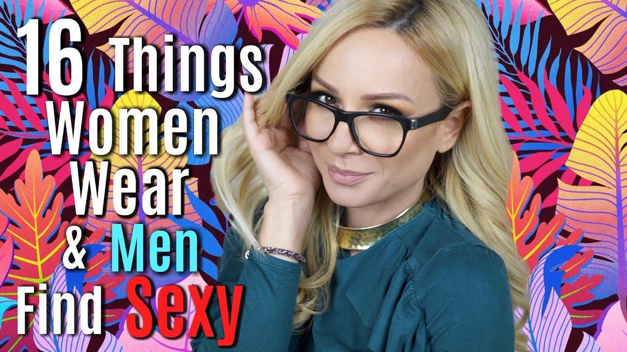 8620edc8074 16 Πράγματα Που Φορούν οι Γυναίκες και οι Άντρες Βρίσκουν Sexy   Gina