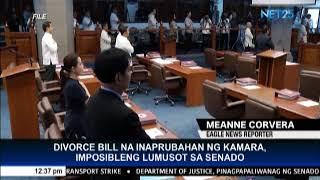 Escudero says proposed divorce bill will go through lengthy Senate debate
