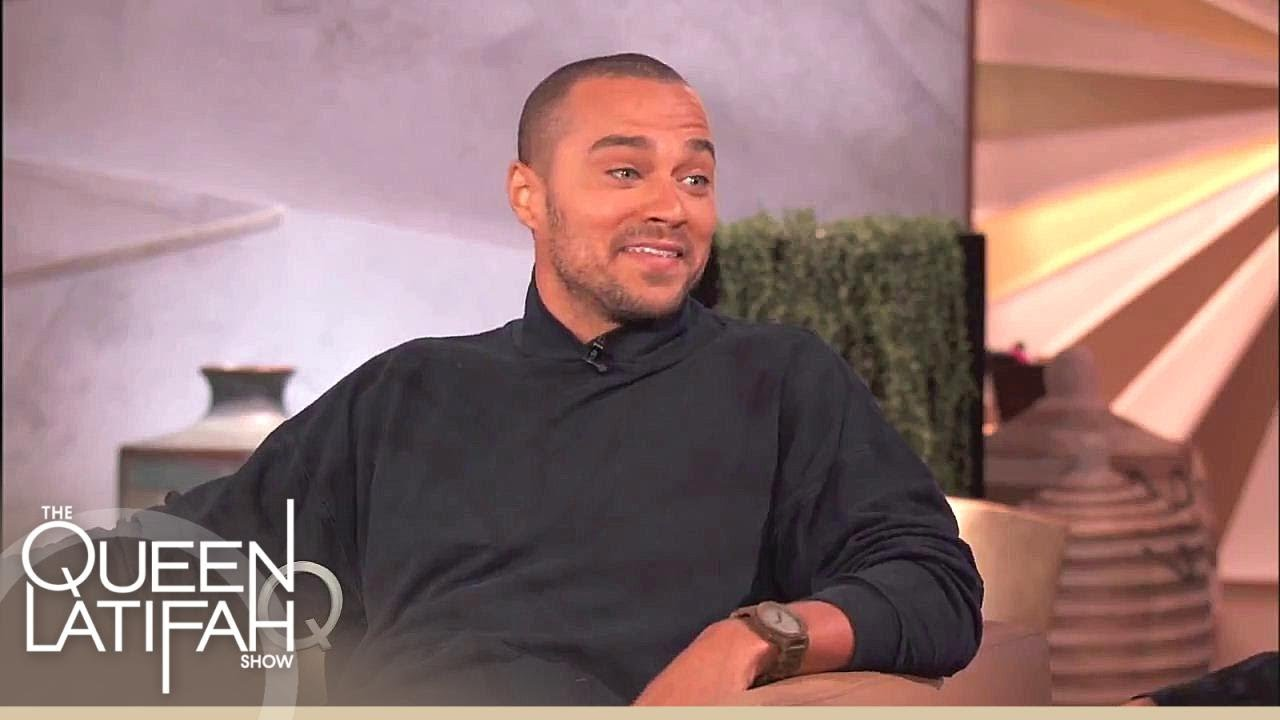 Jesse Williams Talks Life-Changing Role   The Queen Latifah Show