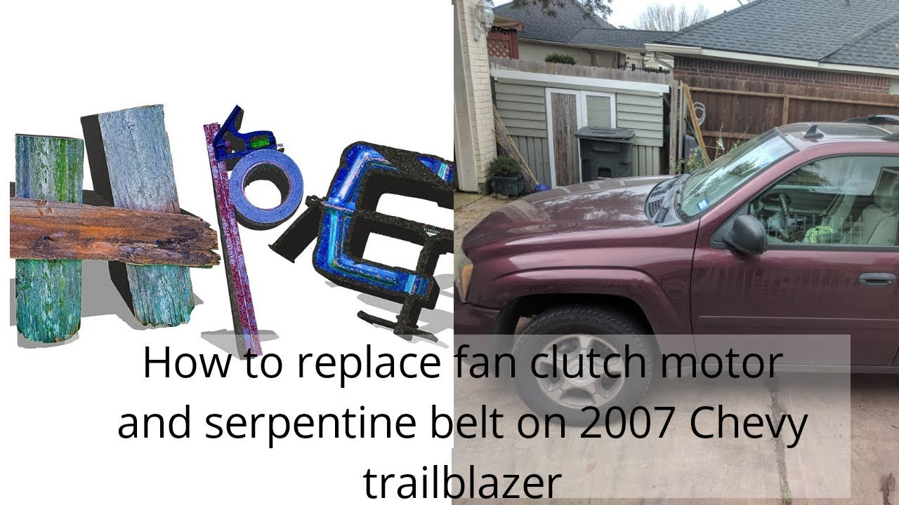 small resolution of  chevy 2005 trailblazer fan clutch wiring harness wiring diagram on chevy trailblazer ignition harness hummer