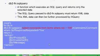 Chapter 11(5) - Querying XML data using XQuery