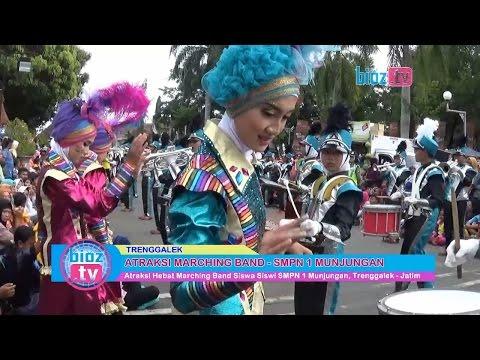 atraksi-marching-band-keren-gaya-unik-smpn-1-munjungan---bioz.tv