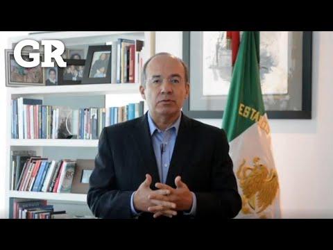 Maltrataron a federales.- Felipe Calderón