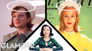 Fashion Expert Fact Checks Mad Men's Wardrobe | Glamour