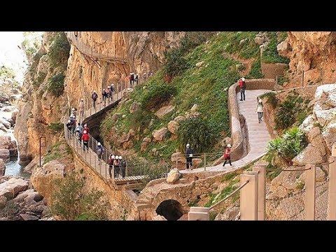 El Caminito del Rey. Málaga