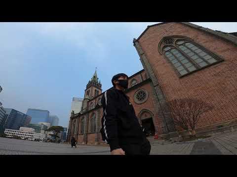 명동대성당 โบสถ์ที่สวยที่สุดในเกาหลี
