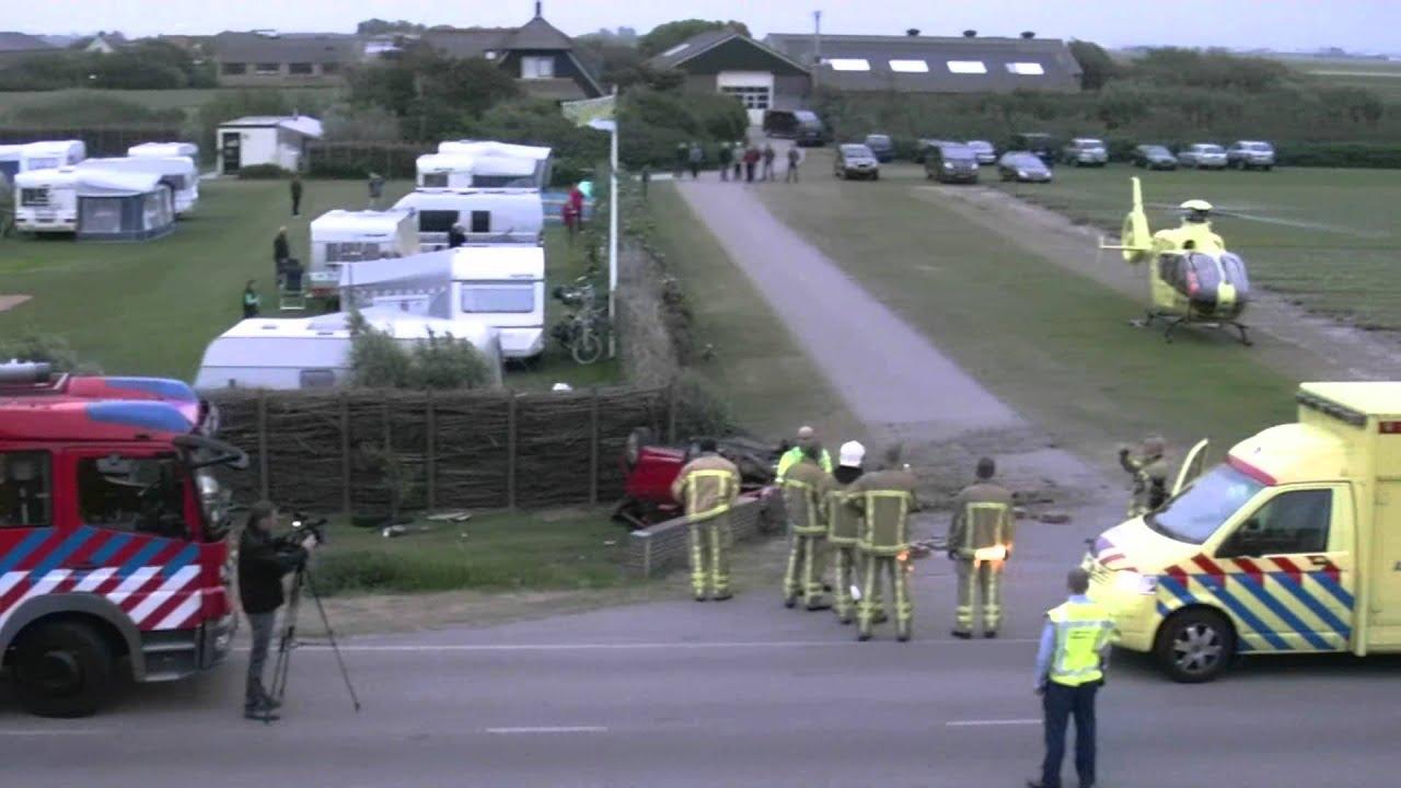 Dodelijk ongeval julianadorp youtube for Alberca 8 x 5