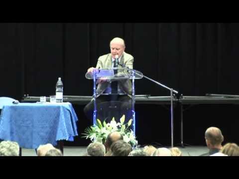 Conference du Professeur  Henri Joyeux maladie d'Alzheimer Vaison la Romaine