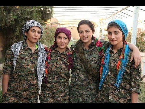 Directly help the Kurds! The more you give, the more they get.