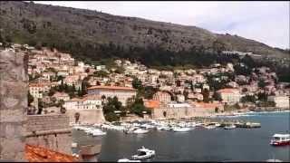 025 Хорватия Дубровник 2013 Croatia Dubrovnik road sea journey tourism mountains туризм путешествие(, 2015-05-18T07:57:03.000Z)