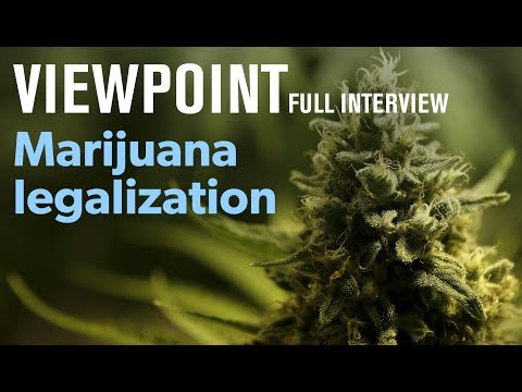 Marijuana legalization, potency, and reform - Full interview with Mark Kleiman | VIEWPOINT