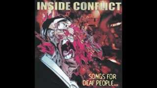 Inside Conflict - Songs for Deaf People