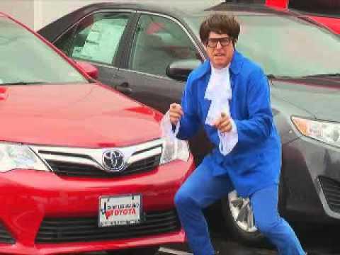New Toyota Dealership Waco, TX | San Antonio, TX