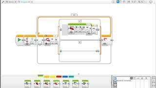 Lego Mindstorm EV3 Sumo Bot Coding explained