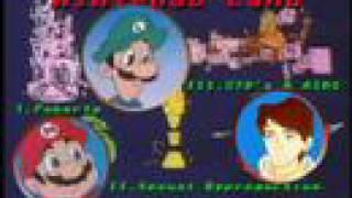 Mario Sex-ed